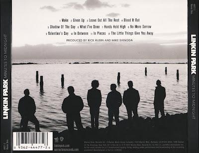 Analysis of Linkin Park Lyrics