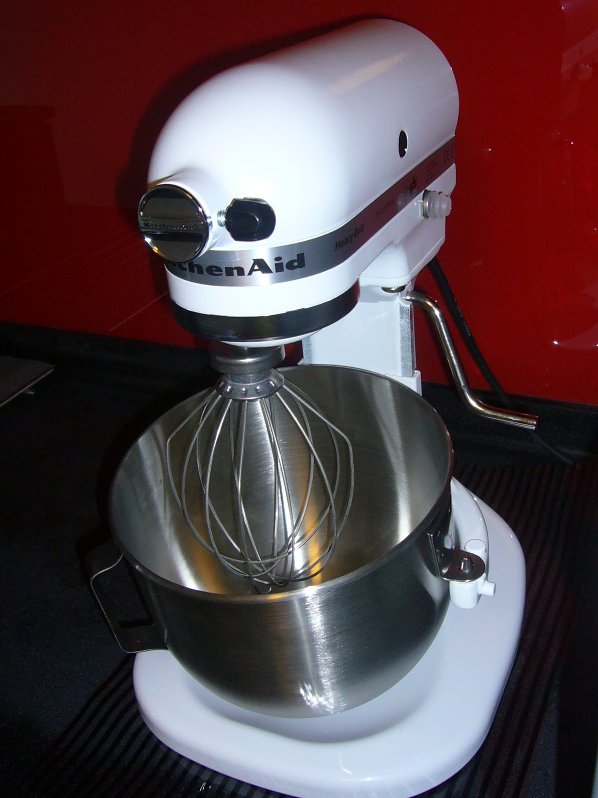 Blissndreams Kitchenaid Heavy Duty Mixer 5kpm50