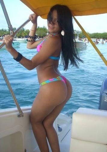 3 lesbianas dominicanas en cabana parte 7 - 5 6