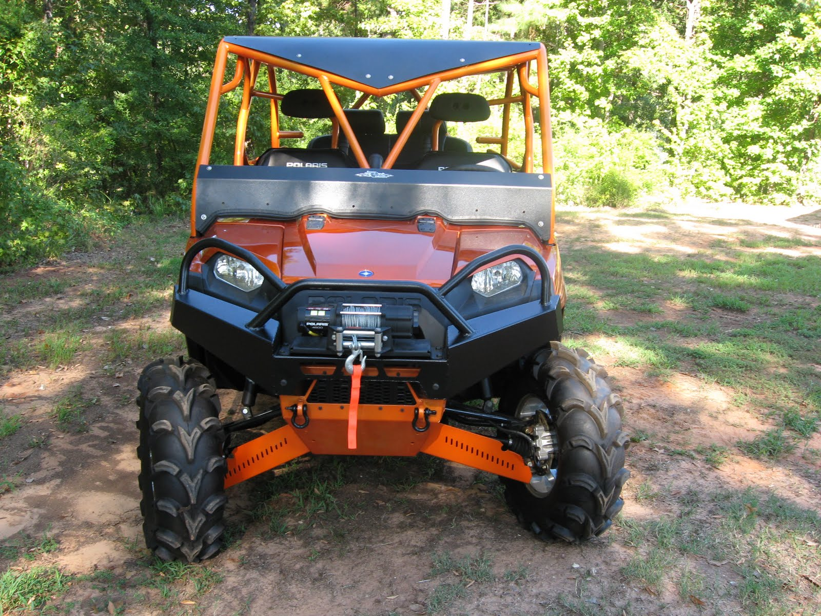 Polaris Ranger 6 Wicked