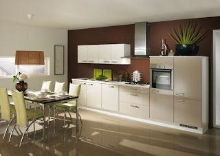 une maison en bois en savoie cuisine. Black Bedroom Furniture Sets. Home Design Ideas