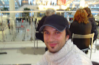 Tarkan at JFK Airport, NY, 2005 by Bulent Korkmaz