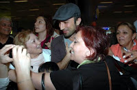 Tarkan back in Turkey after selling his house in New York