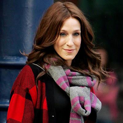 brunette parker Sarah jessica