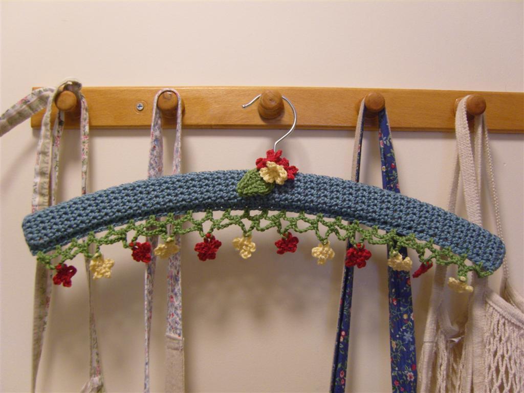 Crochet Coat Hanger Crochet For Beginners