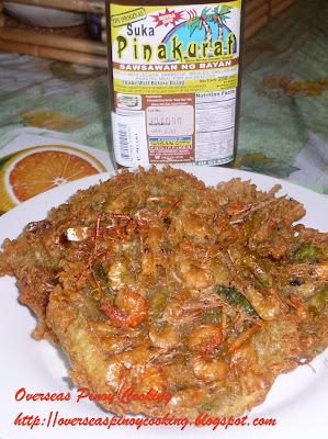Shrimp Ukoy - Pnakurat