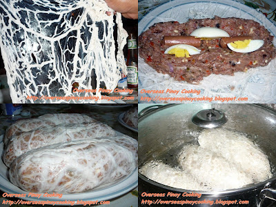 Special Embutido - Cooking Procedure