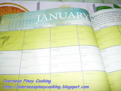 Amore Planner