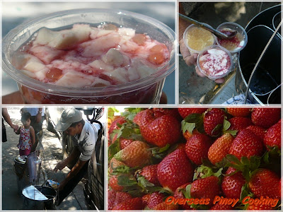 Baguio City - Strawberry Taho Gallery