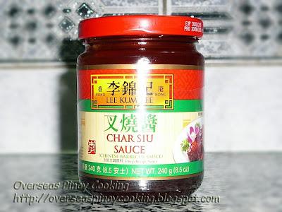 Yang Chow Fried Rice - Char Siu Sauce