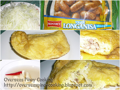 Vigan Empanada - Cooking Procedure