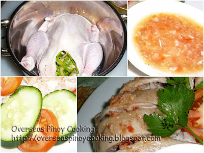 Hainanese Chicken Rice - Gallery
