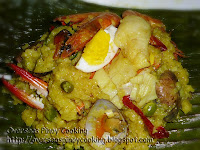 Seafood Bringhe Valenciana