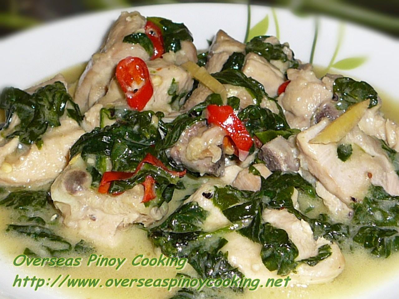 Filipino Chicken Recipes 3
