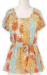 custom made clothing,floral print women's blouses,eshakti review