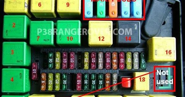Range Rover World Fuse Box Info And Relays New Update With Latest Easy Mod To Prevent Damage