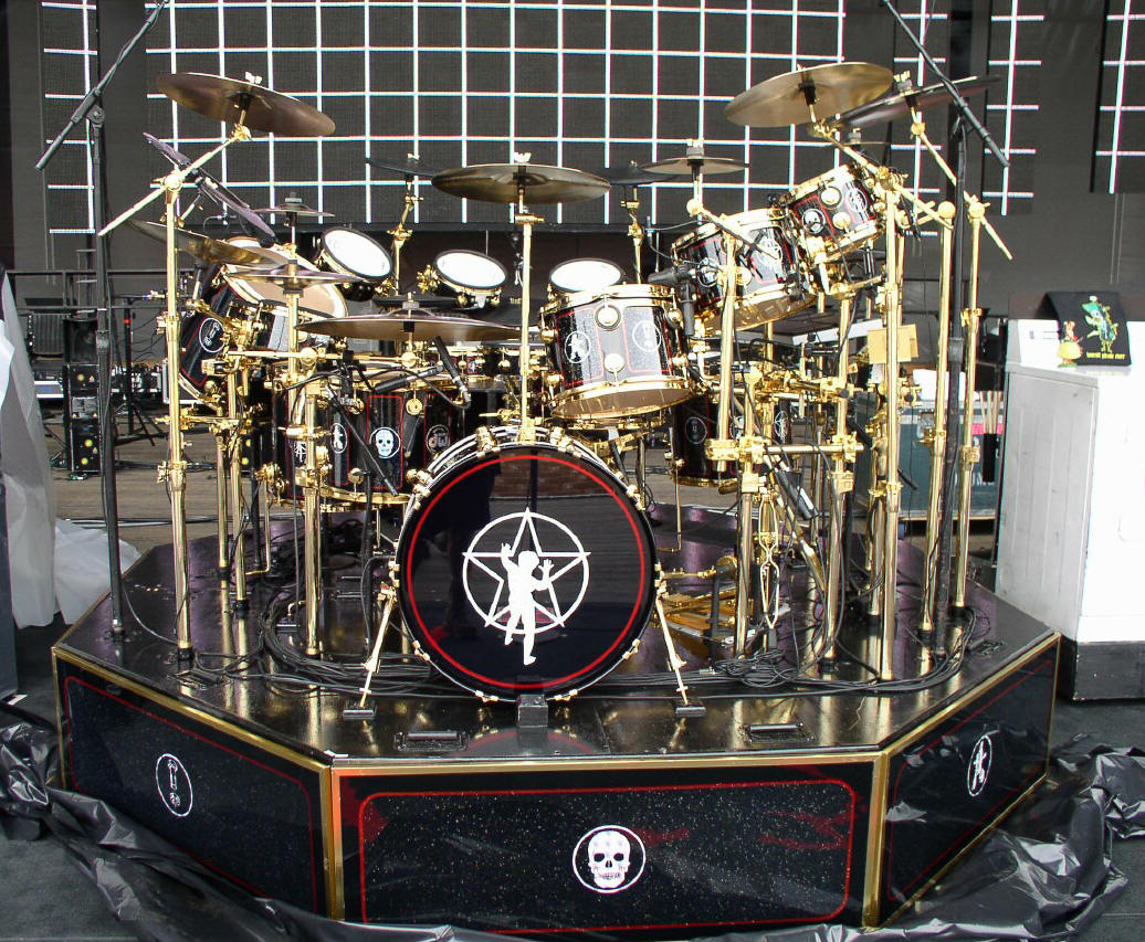 just respect the most expensive drum. Black Bedroom Furniture Sets. Home Design Ideas