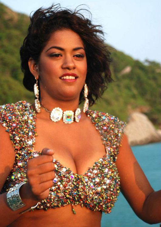 Mumaith Khan Hot'n Spicy Show