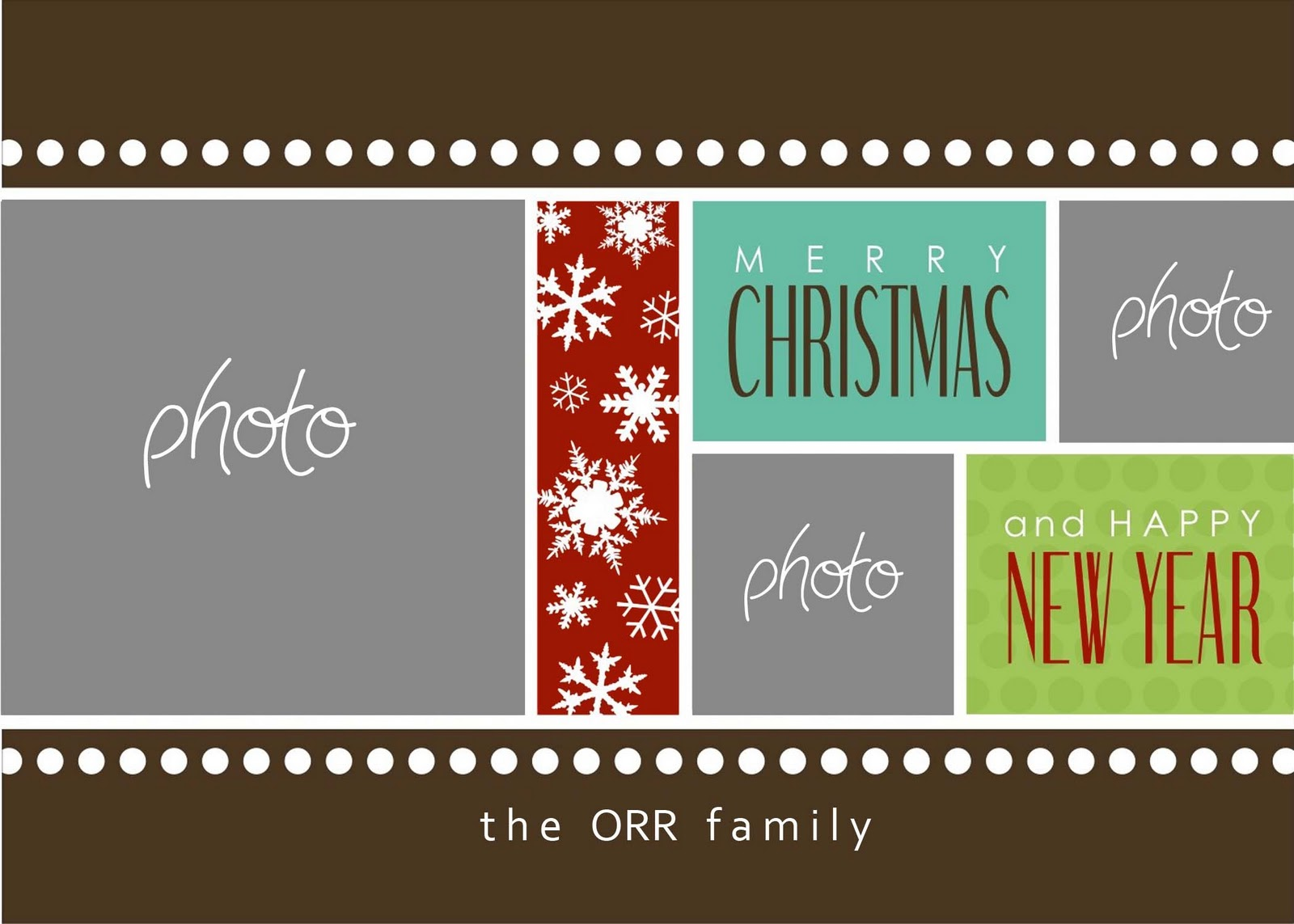 Christmas Card Templates For Photoshop Here are some christmas cards
