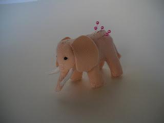 ピンクの象さん