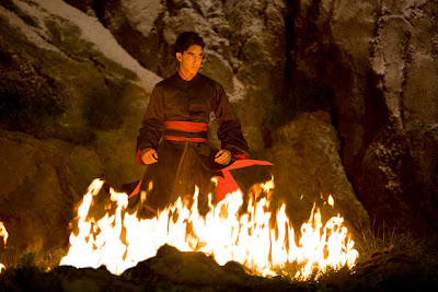 Dev Patel as Zuko - Last Airbender Movie