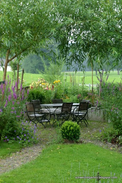 Ein Schweizer Garten 0710