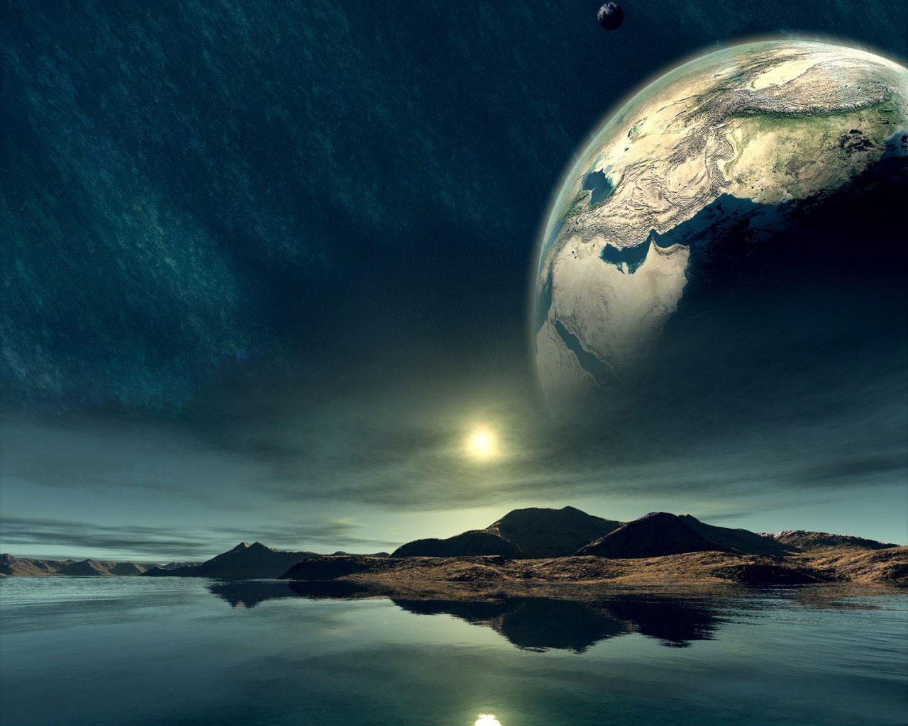 Dream world wallpaper