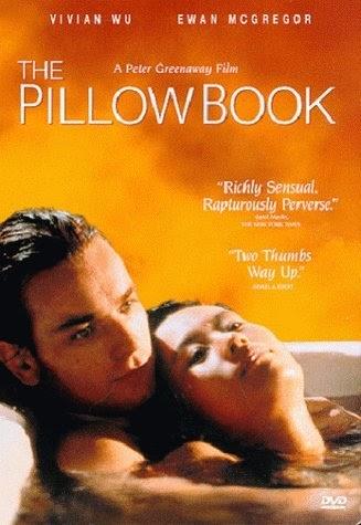 CinemaSioner: The Pillow Book (Peter Greenaway, 1996)