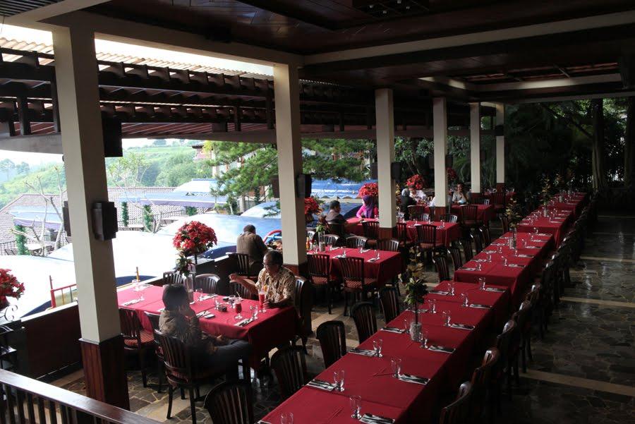 The Valley Restaurant Bandung Jakarta100bars Nightlife