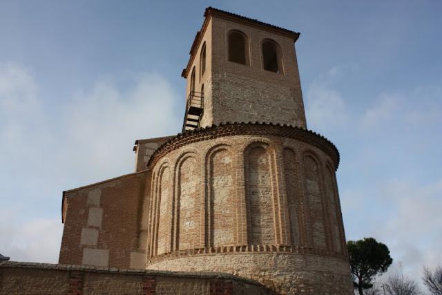 Resultado de imagen de Montuenga. Iglesia de San Miguel