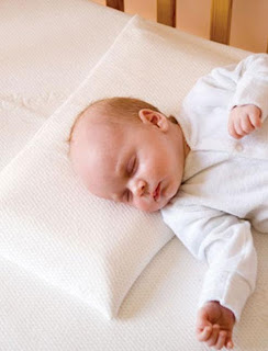 Clevamama Memory Foam Baby Pillow Review