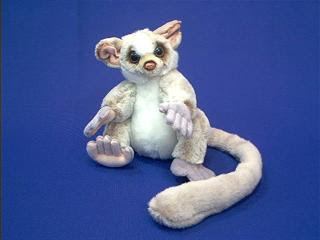 bushbaby plush stuffed animal