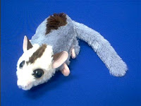 sugarglider plush stuffed animal