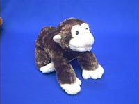 monkey plush stuffed animal