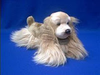 small cocker spaniel plush stuffed animal classic