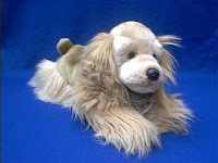 large cocker spaniel plush stuffed animal classic toy