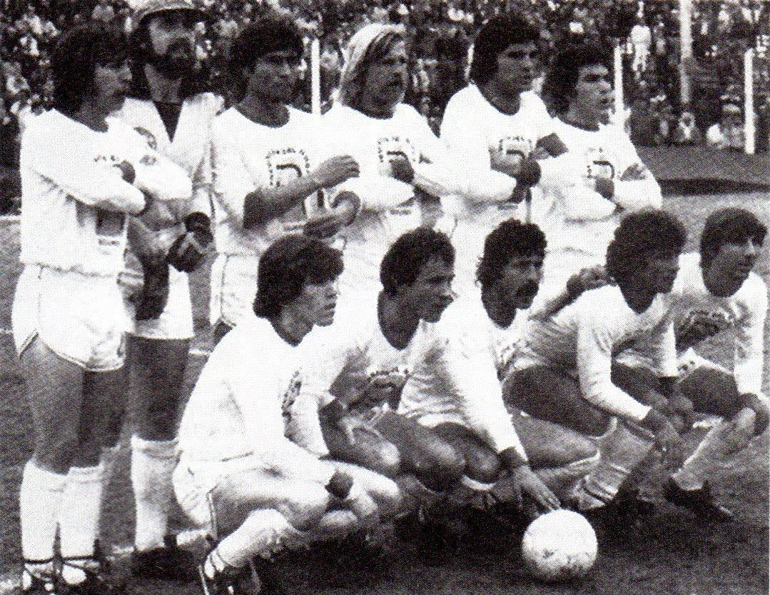 """43b9e130a En 1980 el certamen de Primera """"C"""" se jugó con 20 equipos. Deportivo Morón  (foto) ganó el campeonato con una ventaja de 5 puntos sobre Central Córdoba  de ..."""
