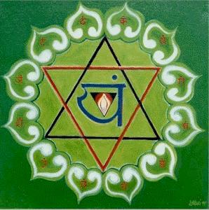 Terapias Naturales: Cuarto Chakra: Anahata