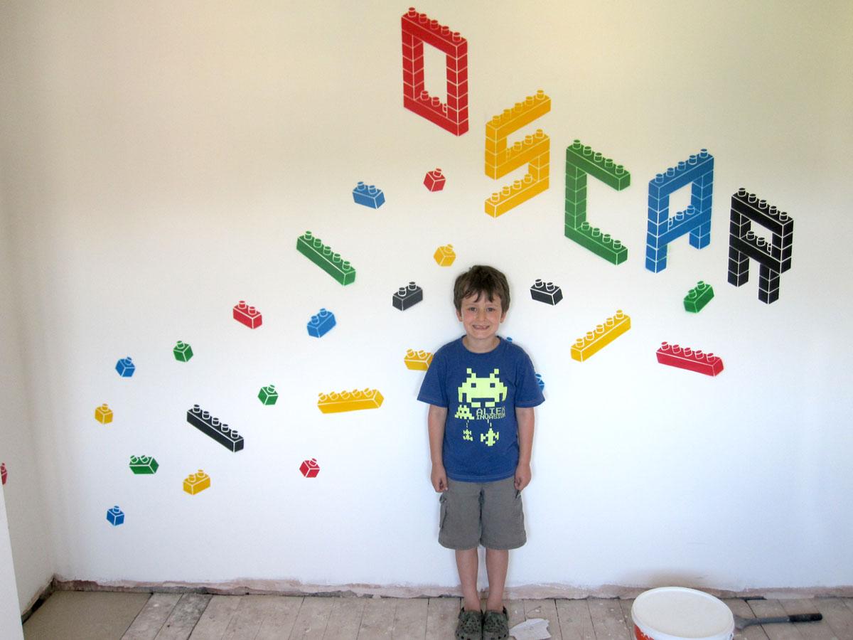 Lego Wall Art Yalandan