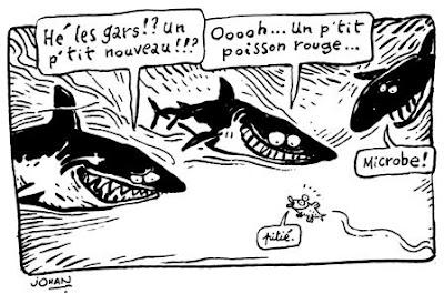 Source : Pan , Le journal satirique