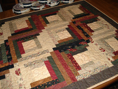 Calamity Jane S Cottage Jelly Roll Sampler Quilt Block