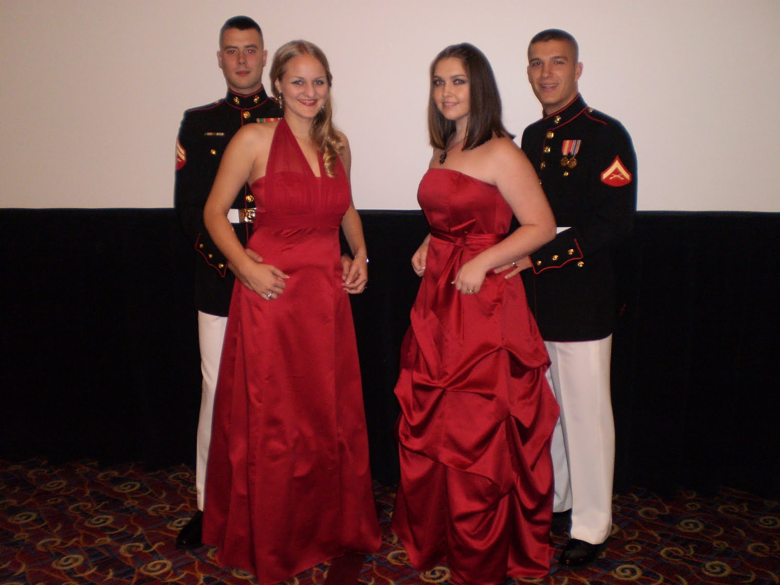 What To Wear To The Marine Corps Ball Yahoo Answers