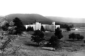 West Virginia Colored Tuberculosis Sanitarium