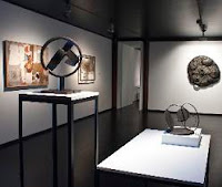 Exposición la sombra de Oteiza en el Museo Oteiza de Alzuza, Pamplona