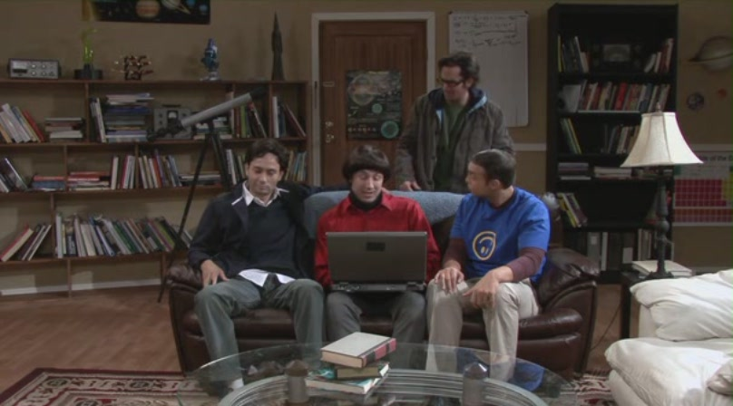 Big bang theory xxx disc 2-2468