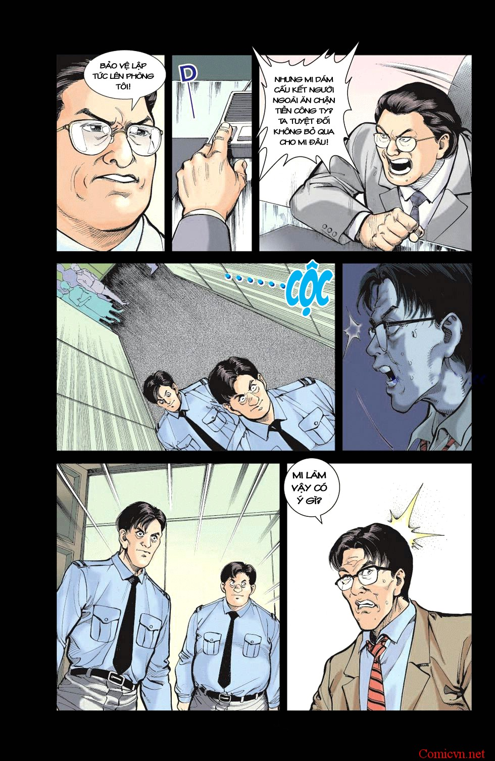Âm Dương Lộ chap 12 - Trang 16