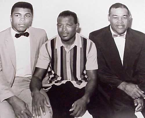 3 Boxing Legends