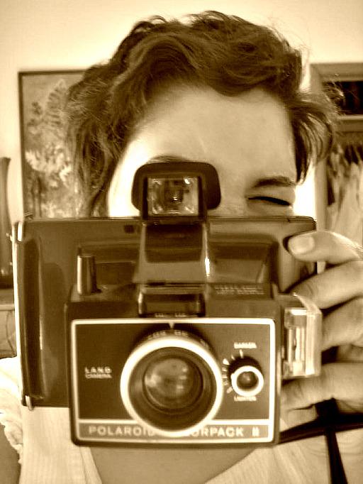 Heather Lucille: garage sale score: vintage analog cameras