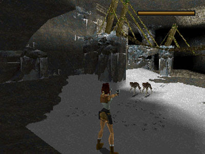 Tomb Raider 1 Health Bar Style Www Tombraiderforums Com