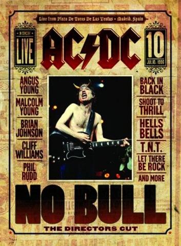 Imagem AC/DC No Bull Versão do Diretor - HD 720p